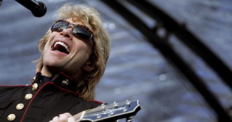 """""""Krone"""" präsentiert: Bon Jovi am 22. Juli 2011 in Wien"""