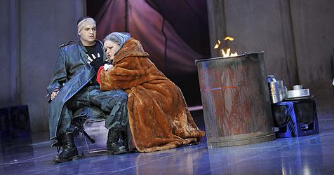 """Stadttheater-Premiere von Verdis """"Il Trovatore"""" (Bild: Helge Bauer)"""