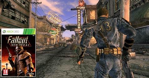 """Fallout New Vegas"": Neues Spiel, neues Gl�ck"