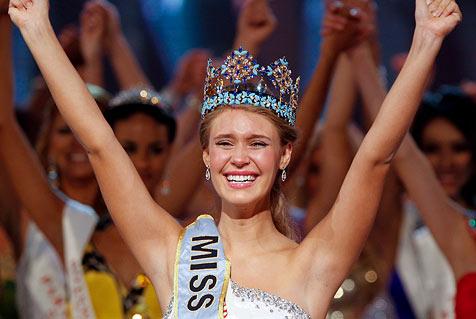 """18-jährige US-Amerikanerin ist """"Miss World 2010"""""""