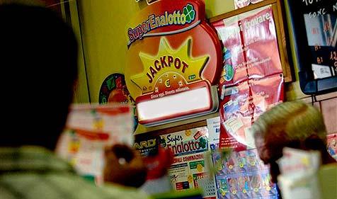 Italiens Rekord-Jackpot mit 178 Mio. Euro geknackt