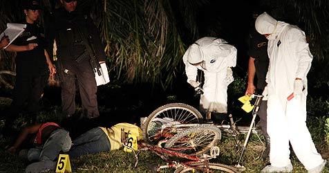 14 Fu�baller von Drogenbande kaltbl�tig ermordet