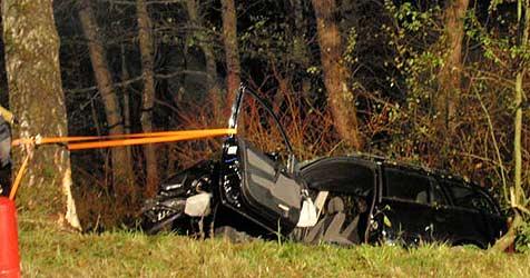 O�: Unf�lle fordern Todesopfer und neun Verletzte (Bild: FF Rohrbach)