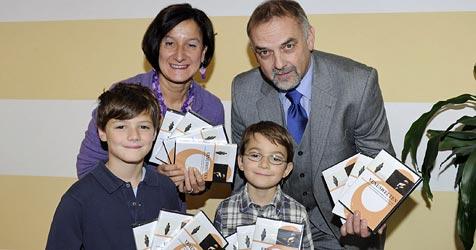 Venusstatuen kommen als DVD in die Schulen (Bild: Landesakademie)