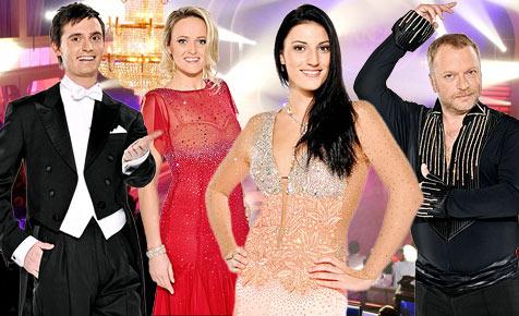 "Cottrial, Jukic & Co.: Das sind die neuen ""Dancing Stars"" (Bild: ORF/Thomas Ramstorfer)"
