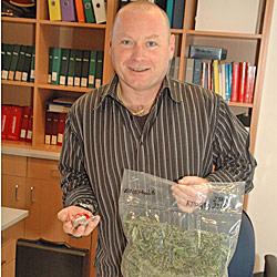 Dealer-Pärchen aus St. Johann betrieb regen Drogenhandel (Bild: Konrad Rauscher)