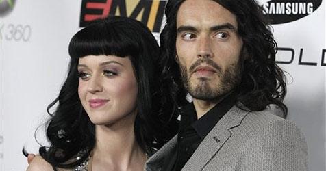 Sex-Flaute für Katy Perry in ihren Flitterwochen (Bild: AP)