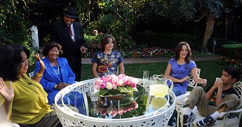 Oprah-Besuch bei den Jackson-Kids sorgt für Wirbel