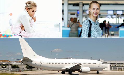 Was tun, wenn du vor dem Urlaub krank bist? (Bild: © 2010 Photos.com, a division of Getty Images)