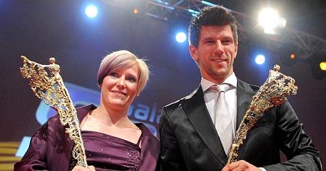 Jürgen Melzer zum Sportler des Jahres gekürt (Bild: APA/HELMUT FOHRINGER)