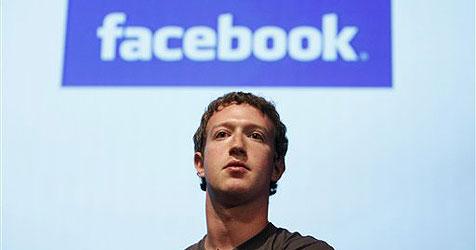 Zuckerberg: Kein Facebook-Handy, aber mehr Apps (Bild: AP)