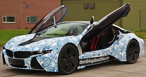 BMW will Hybrid-Supersportler in Serie bauen (Bild: BMW)