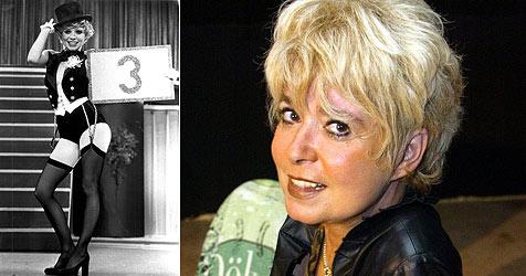 Ex-Fernsehliebling Ingrid Steeger lebt von Hartz IV