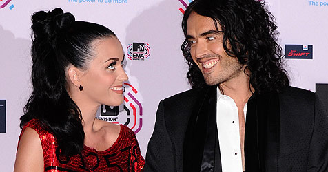 Brand muss spuren! In der Ehe hat Katy Perry die Hosen an