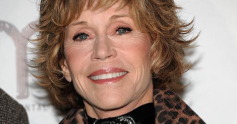 Jane Fonda musste sich Tumor entfernen lassen
