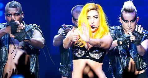 "Lady Gaga feierte ""Monster Ball"" mit 15.000 Fans in Wien (Bild: Andreas Graf)"