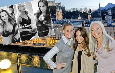 Mutter aus Salzburg ist neues Palmers-Top-Model (Bild: Markus Tschepp/Palmers)