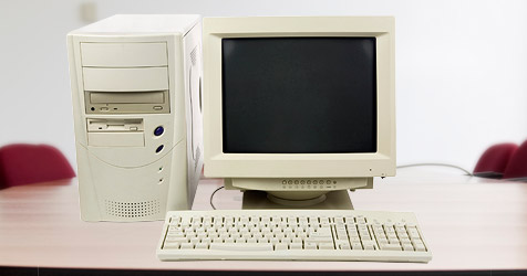 So viel kannst du aus deinem alten PC herausholen (Bild: © 2010 Photos.com, a division of Getty Images)