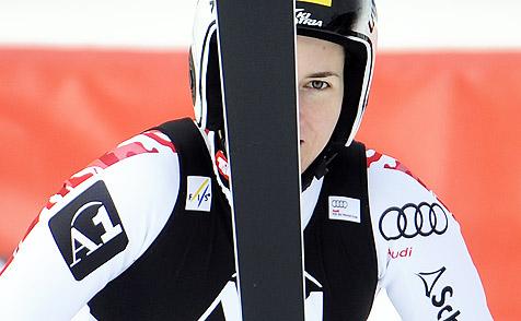 Zettel hat bei ihrem Heimrennen am Semmering viel vor (Bild: Hans Klaus Techt)