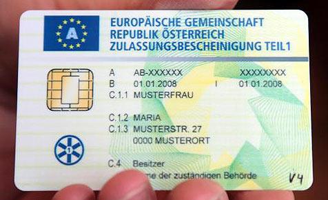 36-Jähriger macht gutes Geschäft mit Pkw-Zulassungen (Bild: APA/Georg Hochmuth)
