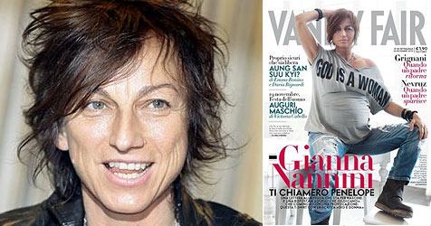 54-jährige Gianna Nannini zeigt sich hochschwanger