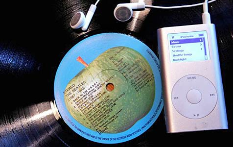 Beatles ab sofort auch in Apples iTunes zu haben