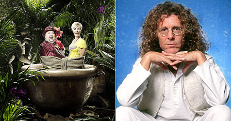 """Hippie-Opi Rainer Langhans zieht ins """"Dschungelcamp"""" (Bild: (c) RTL / Stephan Pick (1), Erwin Elsner/dpa (1))"""