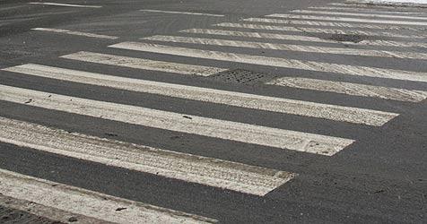 NÖ: Schwangere auf Zebrastreifen erfasst - Baby tot (Bild: ANDI SCHIEL)