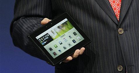 PlayBook von RIM soll unter 500 Dollar kosten
