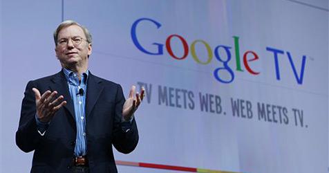 Samsung möchte Google TV in Geräte integrieren