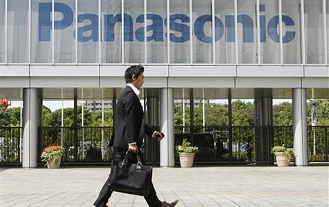 Panasonic kommt 2011 mit eigenem Smartphone