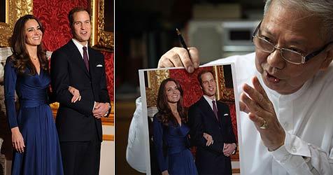Wahrsager uneinig über Zukunft von William und Kate