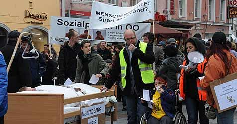Welser initiiert offenen Brief gegen Sparpaket (Bild: Koller)