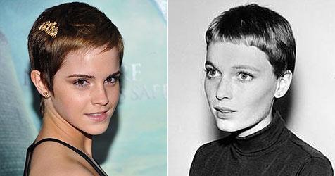 Emma Watson lüftet Pixie-Schnitt-Geheimnis
