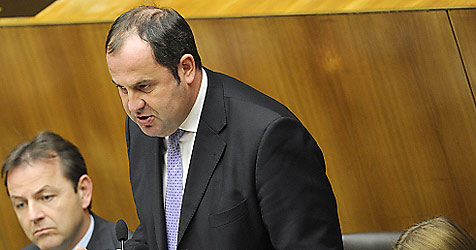 Nationalrat sagt jetzt Steuersündern den Kampf an (Bild: APA/Robert Jaeger)