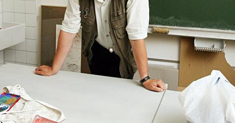 Sbg.: Suspendierter Lehrer darf wieder unterrichten (Bild: Jürgen Radspieler)