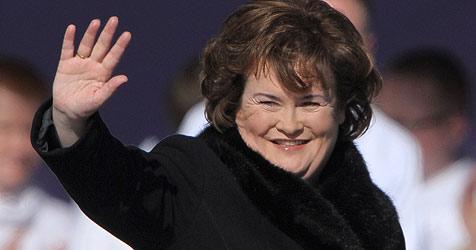 Susan Boyle tritt in die Fußstapfen der Beatles (Bild: AP)