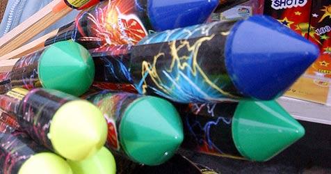 Feuerwerks-Verkäufer zu Silvester überfallen (Bild: Peter Tomschi)