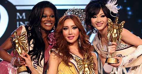 Südkoreaner ist der schönste Transvestit der Welt (Bild: EPA)