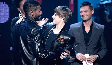 "Justin Bieber räumt bei ""American Music Awards"" ab"