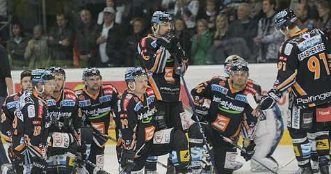 Leader KAC stoppt Black Wings mit 2:1-Heimerfolg (Bild: APA/rubra)