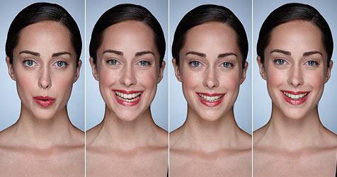 Das Geheimnis des perfekten Fotolächelns (Bild: Nikon)