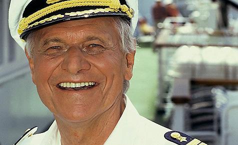 """""""Traumschiff""""-Kapitän Heinz Weiss 89-jährig gestorben"""