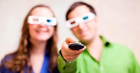 Lohnt der Wechsel? 3D-Fernseher auf dem Prüfstand (Bild: © 2010 Photos.com, a division of Getty Images)