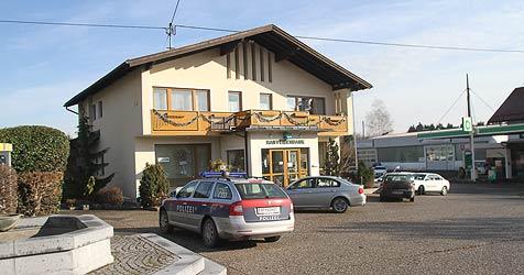 Polizei schnappt Täter nach nur zwei Stunden (Bild: Daniel Scharinger)