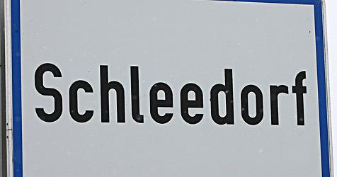 """Schleeorf wird vom """"Schaudorf"""" zum Ort der Zukunft (Bild: Andreas Tröster)"""