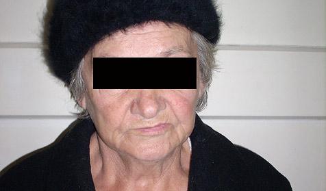 """Älteste Mörderin gilt nun in Polen als haftunfähig (Bild: Polizei)"