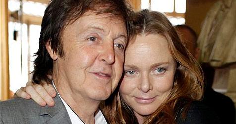 Stella McCartney bringt in London Tochter zur Welt