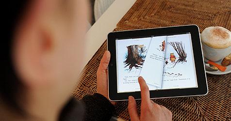 iPad 2 angeblich ab Frühjahr 2011 mit 2 Kameras und USB (Bild: dpa/Angelika Warmuth)