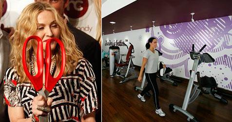 Mexiko: Madonnas Fitnessklub fehlten Genehmigungen